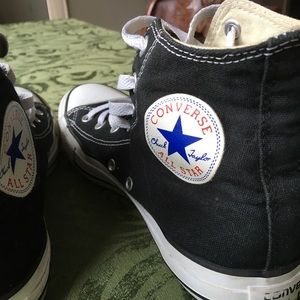 a244056ec04 Converse Shoes - Double high tops. Buy one get one free )